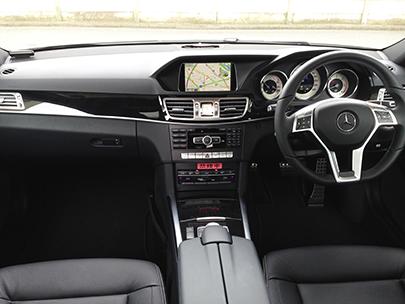 メルセデス・ベンツ E350 T/W 3