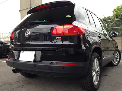 VW ティグアン 2