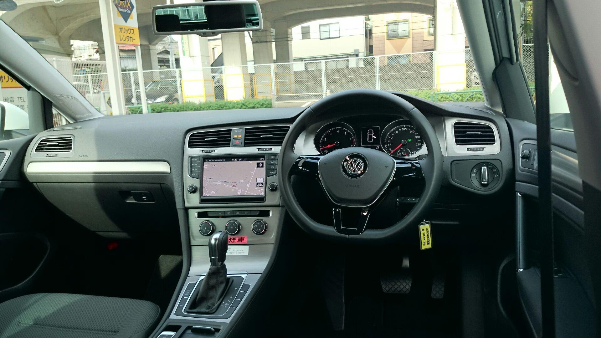 VW ゴルフ ヴァリアント 3