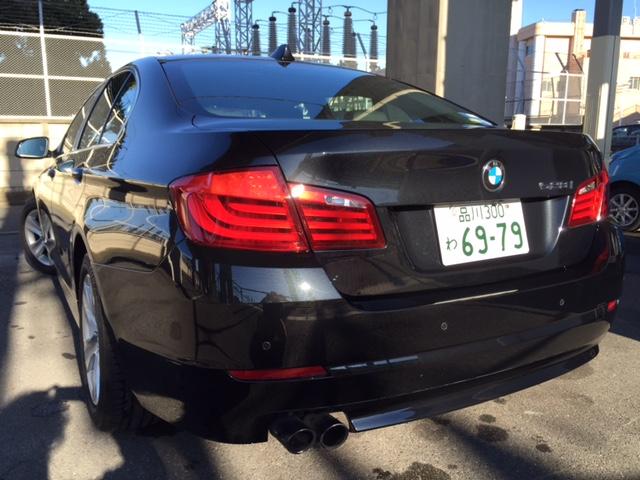 BMW 528i 2