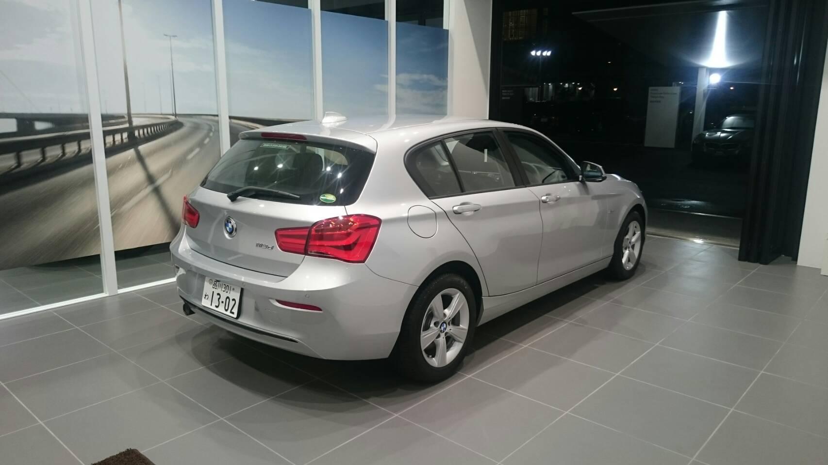 BMW118d 2