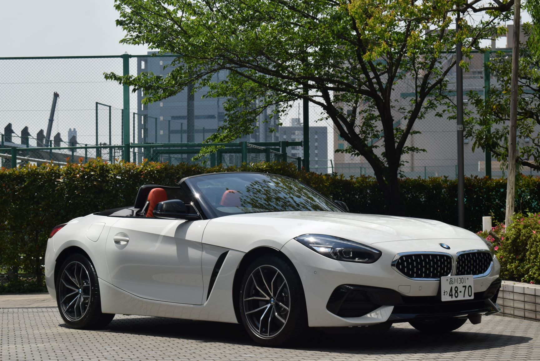BMW Z4 Sdrive20isport 2