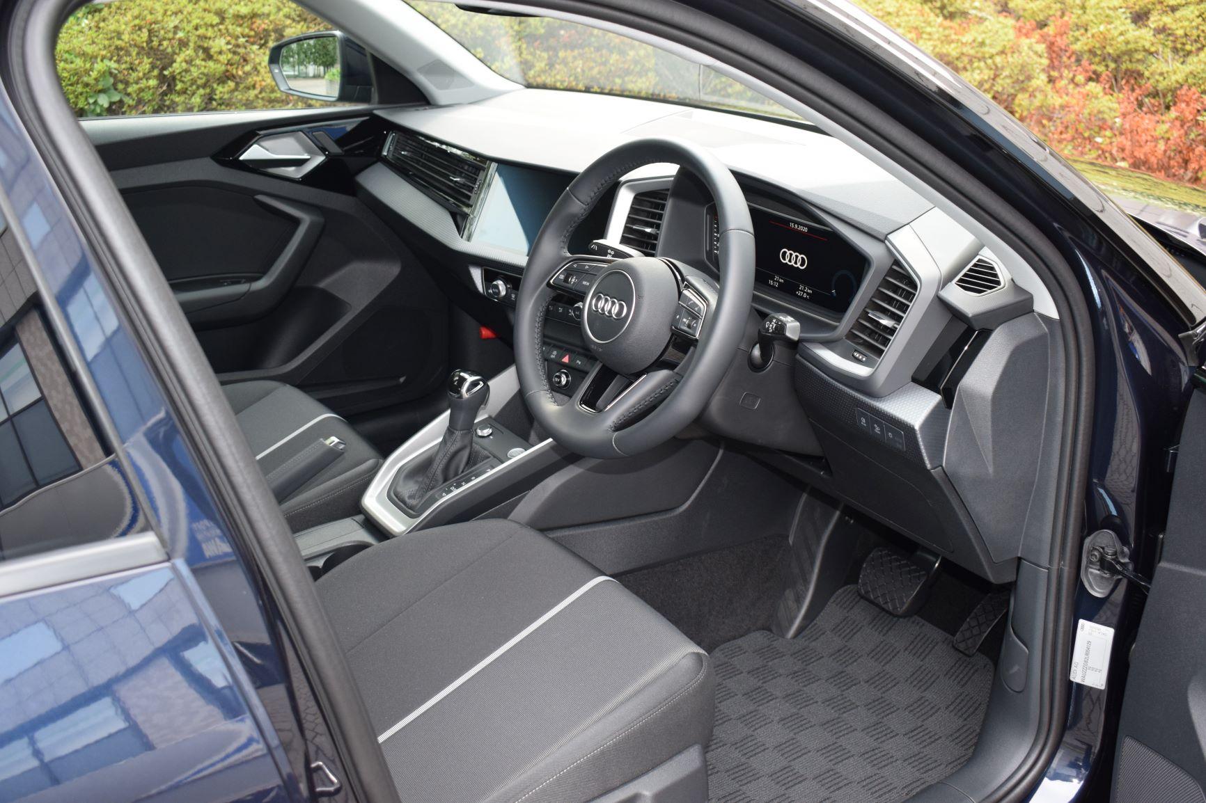 Audi A1 Sportback 25 TFSI advanced 3